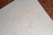 Molleton rigide non thermocollant