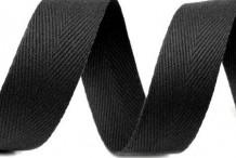 Ruban Sergé Coton 15mm